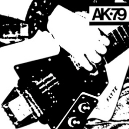 AK79 album cover - Proud Scum, The Terrorways, The Scavengers