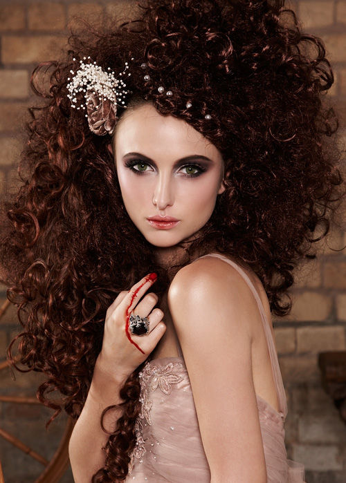 Fairy Tale Shoot by Fashion Photographer Fiona Quinn