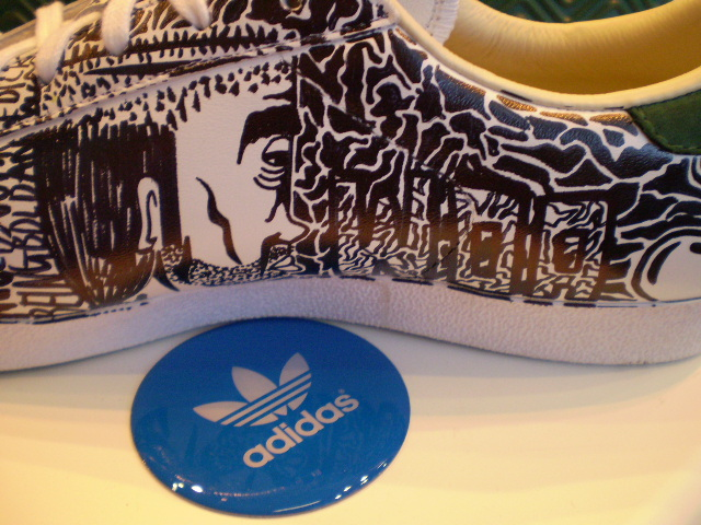 Valentin Ozich for Adidas