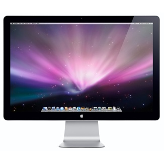 New Apple Cinema Display